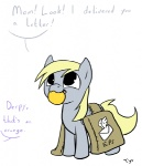 comic derpy_hooves filly orange parents tigs