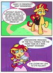 comic crown cuteosphere equestria_girls humanized sunset_shimmer text