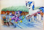 book boots filly frog jar magic magnifying_glass muffinshire net shining_armor twilight_sparkle