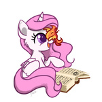 book filly philomena princess_celestia transparent young zoithedragon