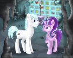 cutie_mark cutie_mark_vault double_diamond staff_of_sameness starlight_glimmer swanlullaby