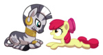 apple_bloom naroclie transparent zecora
