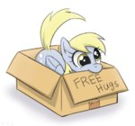 cardboard_box derpy_hooves ta-na