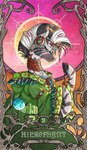 highres soursketches tarot zecora