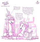 book comic highres jowybean queen_chrysalis starlight_glimmer
