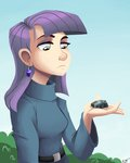 highres humanized maud_pie ric-m rock