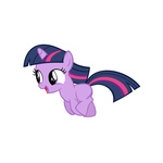 filly foxy-noxy highres svg transparent twilight_sparkle vector
