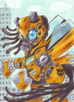 bumblebee kittenclaw ponified transformers