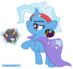 80s highres paraderpy rubik's_cube the_great_and_powerful_trixie transparent vector