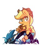 applejack mackinn7 rope vine