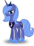 foxtail8000 highres princess_luna transparent vector