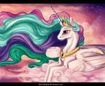 black_bars cloud hannibalvox highres horselike princess_celestia
