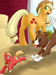 applejack big_macintosh little norang94 winona