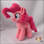 ketikacraft photo pinkie_pie plushie toy
