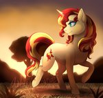 miamaha sunset sunset_shimmer tree