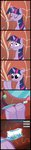 brushie durger highres long_image tall_image tall_image long_image toothbrush twilight_sparkle
