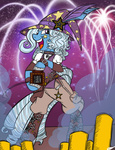 betweenfriends fireworks steampunk the_great_and_powerful_trixie