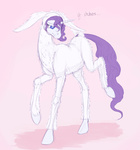 bunny_suit costume horselike jakneurotic rarity