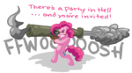 anarchainbedlam pinkie_pie rocket_launcher weapon