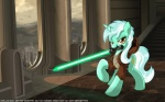 don-komandorr lightsaber lyra_heartstrings parody star_wars wallpaper weapon