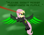 crossover fluttershy highres kitsune-the-fox star_trek the_borg
