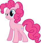 highres moongaze pinkie_pie transparent vector