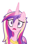 3luk highres princess_cadance transparent vector