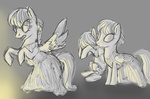 crossover doctor_who fantastic-pickles highres ponified weeping_angel