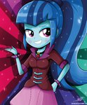 equestria_girls highres humanized sonata_dusk the-butch-x the_dazzlings