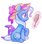 celebi-yoshi hat highres magic mirror the_great_and_powerful_trixie