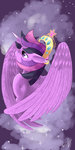 highres princess_twilight strawberryshortcak3 twilight_sparkle