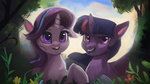 hierozaki highres princess_twilight starlight_glimmer twilight_sparkle