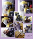 derpy_hooves highres mailbag muffin piquipauparro plushie toy