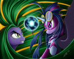 costume lightning_orb mane-iac masked_matterhorn power_ponies princess_twilight twilight_sparkle zig-word