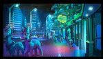 alumx city highres nighttime original_character scenery