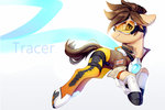 crossover overwatch ponified rosycanvas text tracer