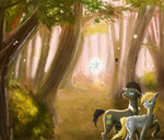 derpy_hooves fairy forest sweet-unknown time_turner