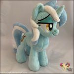 ketikacraft lyra_heartstrings photo plushie toy