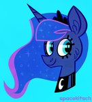 highres princess_luna spacekitsch