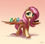 bird fluttershy highres luciferamon