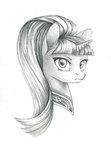 highres maytee starlight_glimmer traditional_art