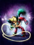 applejack costume mistress_marevelous power_ponies rope tsitra360