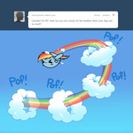 ask askmlcblobs blob cloud pekou rainbow_dash