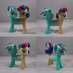 best_friends chibisilverwings custom literal_lyrabon lyra_heartstrings sweetie_drops toy