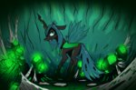 changeling_hive egg quadrog queen_chrysalis