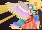 anthro earthsong9405 princess_celestia