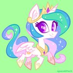princess_celestia spacekitsch