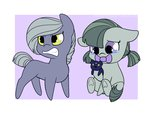 filly limestone_pie marble_pie princessnoob siblings tears