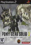 eva metal_gear_solid naked_snake parody peperoger princess_celestia princess_luna the_boss twilight_sparkle