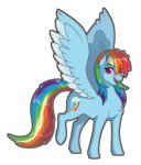 highres rainbow_dash sugarcup91